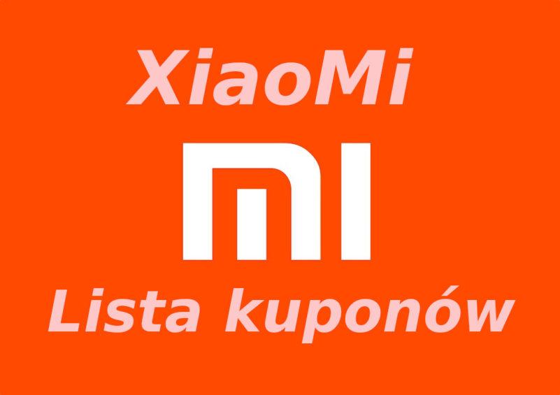 Xiaomi kupony