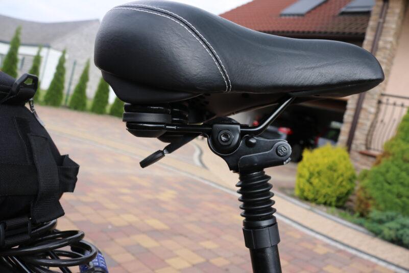 Siodełko rower