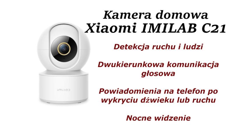 Kamera domowa Imilab C21